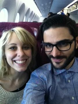 noi in aereo